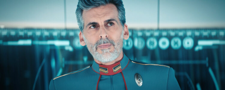 Oded Fehr Screencaps – Star Trek: Discovery 3.06 Scavengers