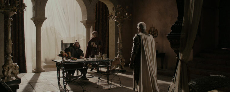 Game Of Thrones 1.03 Lord Snow 4K/UHD Screencaps